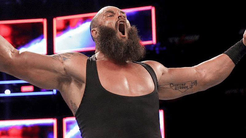 Braun Strowman On Being Added To The WWE Title Match At WrestleMania Backlash