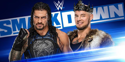 WWE Smackdown Results (11/8) - Manchester, England