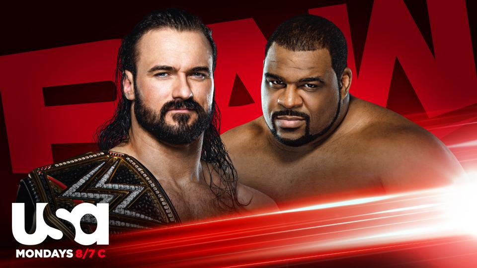 WWE RAW Results - September 21, 2020