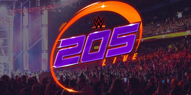 WWE 205 Live Results - October 11, 2019