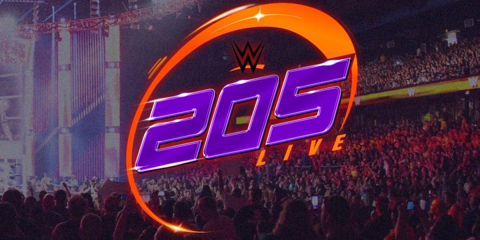 WWE 205 Live Results - October 9, 2020