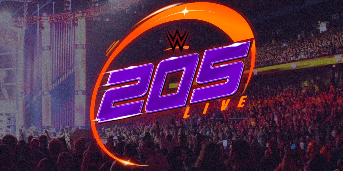 WWE 205 Live Results - July 24, 2020