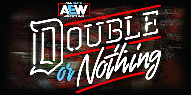 AEW Releases Double Or Nothing Poster