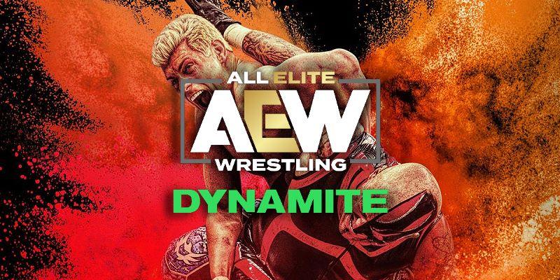 AEW Dynamite Results - November 18, 2020