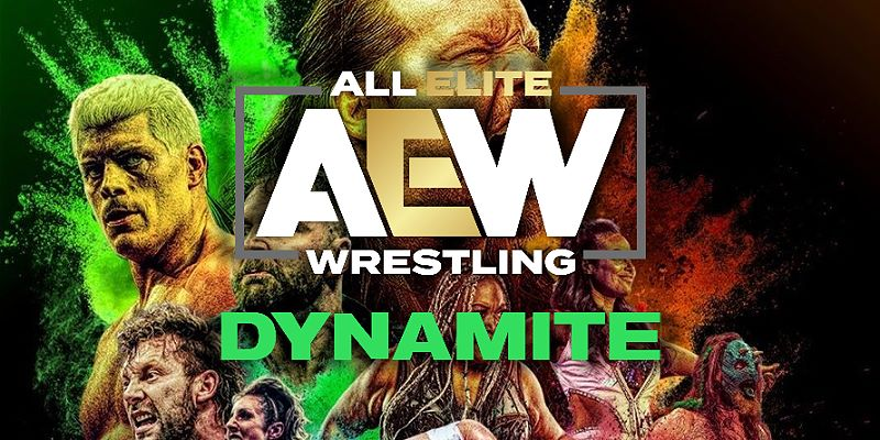 Two More Matches Announced For Tonight's Episode of AEW Dynamite