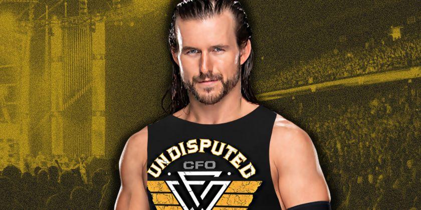 WWE Announces Injury to Adam Cole & Velveteen Dream