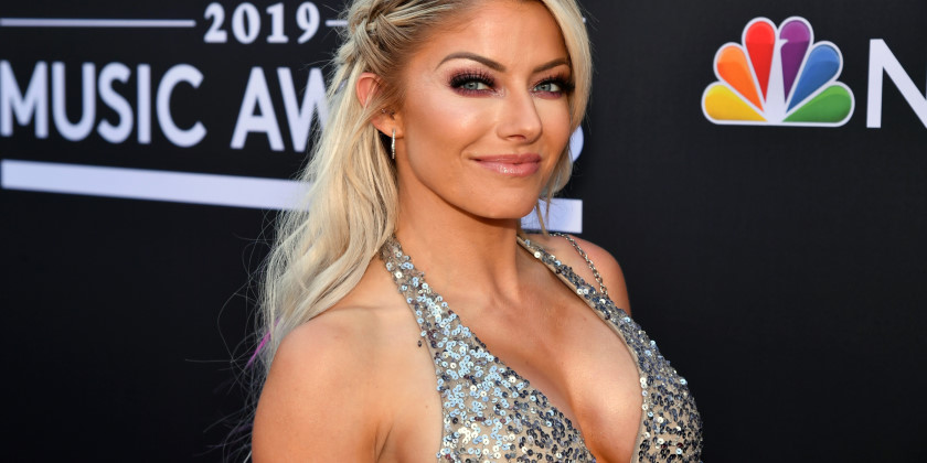 Alexa Bliss On When Her WWE Contract Expires