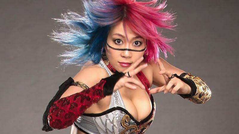Backstage Update On Asuka's WWE Status