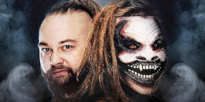 """""""The Fiend"""" Bray Wyatt attacks The OC After WWE Tapings in Manchester"""