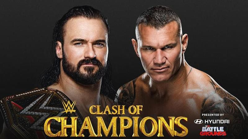WWE Clash of Champions Results - September 27, 2020