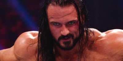 """Drew McIntyre Recalls Being """"Very Angry"""" When He First Heard WrestleMania Would Have No Crowd"""