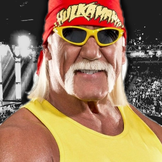 Hulk Hogan Talks About His Bandanas, How He Keeps All Of Them For ...