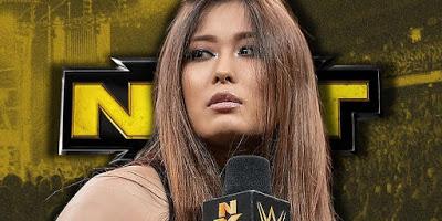 WWE Considering Io Shirai Call Up