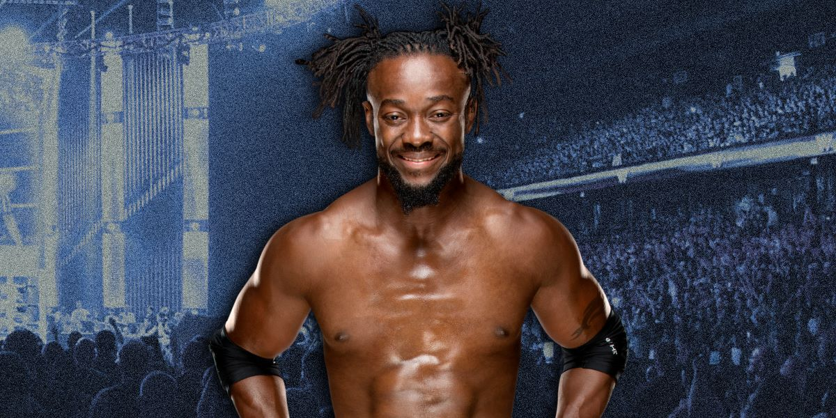 Kofi Kingston React to Becoming WWE Champion
