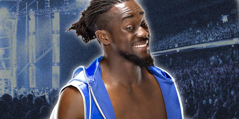 WWE Announces Injury To Kofi Kingston