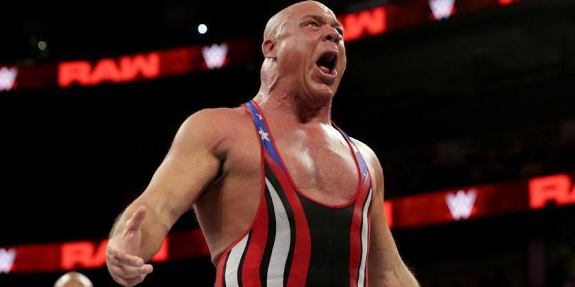 Kurt Angle Set to Appear at WWE Survivor Series