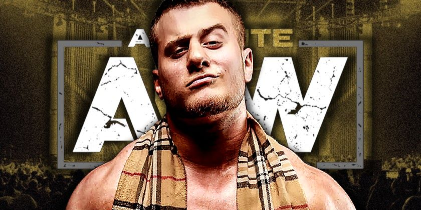 MJF Calls Out AEW World Champion Jon Moxley