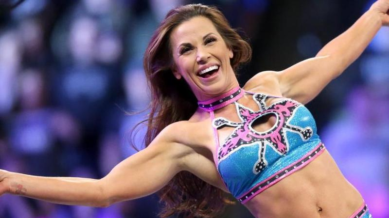 """Mickie James Ranked As a """"F"""" Superstar"""