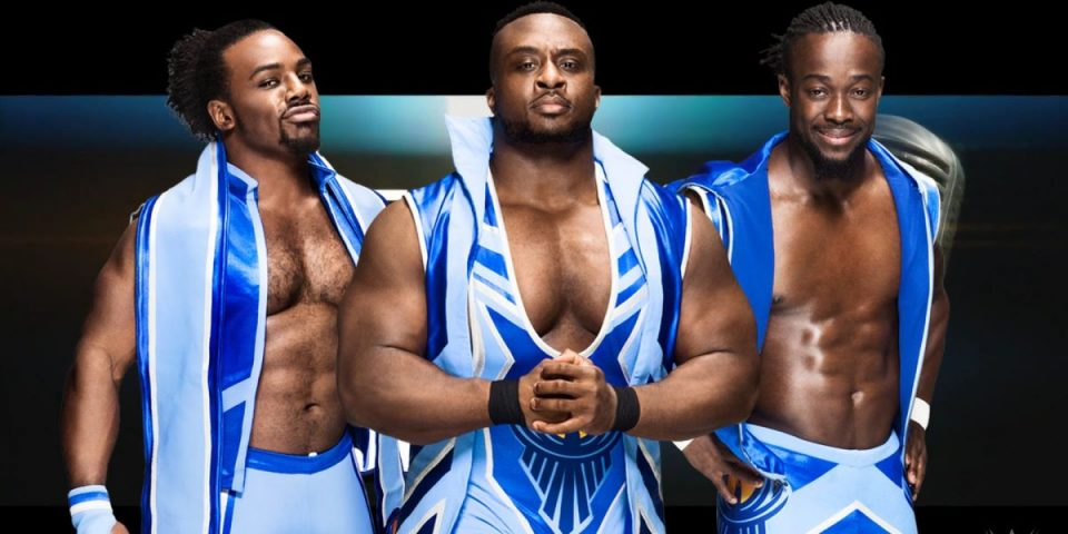 Speculation on The New Day Splitting Up During WWE Draft