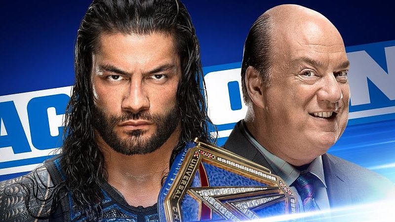 Paul Heyman Hypes Roman Reigns For SmackDown