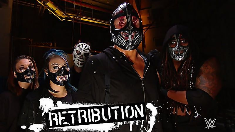Retribution Segments Reportedly Met With Laughter Backstage At RAW