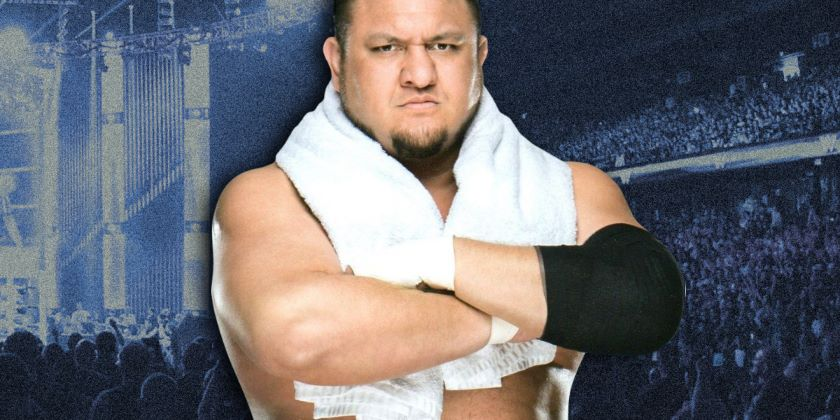 Samoa Joe Shoots Down Injury Story And Reveals How It Turned Into A Social Experiment