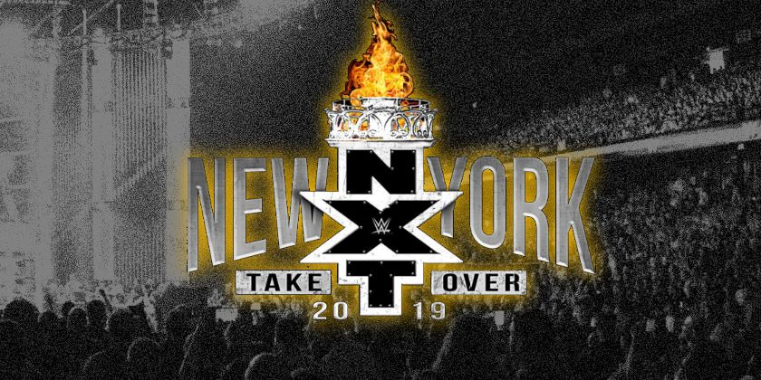 """NXT """"Takeover: New York"""""""