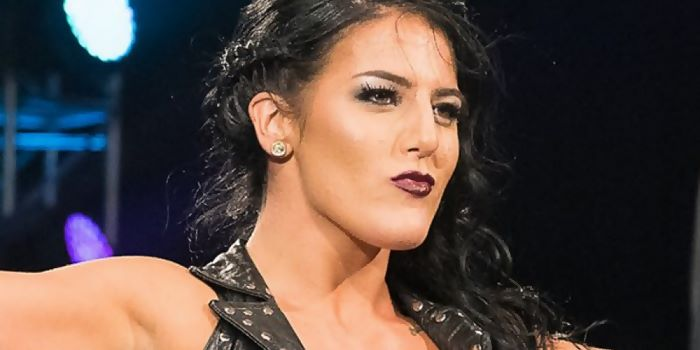Tessa Blanchard Spotted Training With Sasha Banks and Bayley