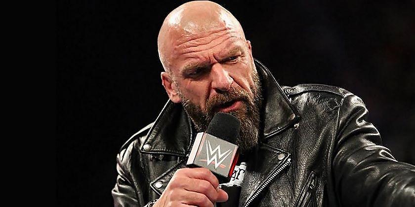 Triple H Talks About Pat McAfee - Adam Cole Incident