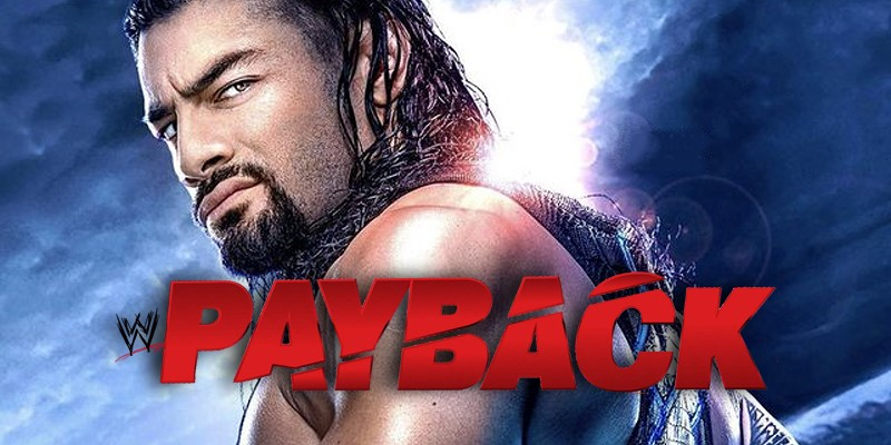 WWE Payback Results - August 30, 2020