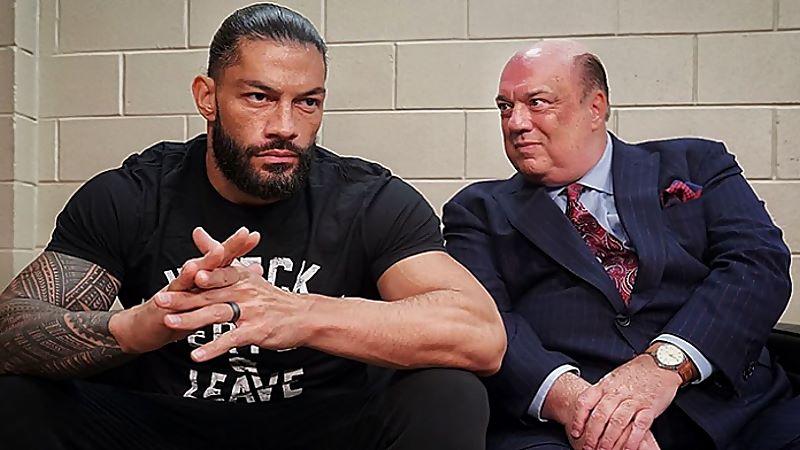 Paul Heyman On Roman Reigns Sending Daniel Bryan Off SmackDown