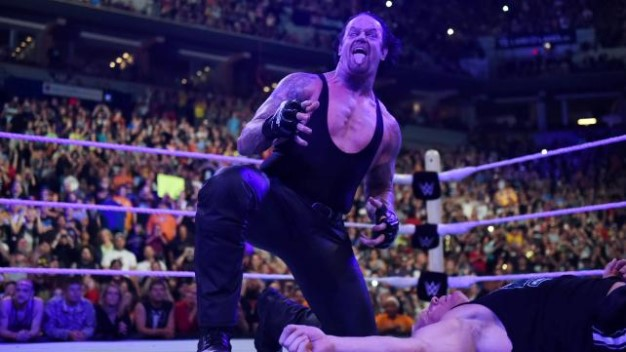 The Undertaker Names Who Should Have Ended His WrestleMania Streak