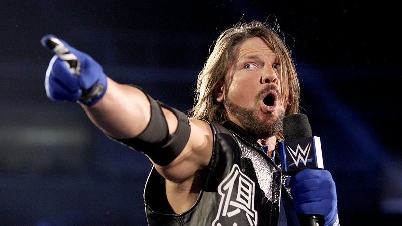 AJ Styles Reacts To Clean Sweep In Men's Match, WWE TLC Announced