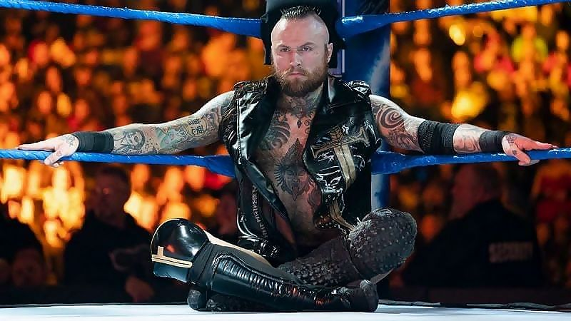 Aleister Black Explains Why he Hasn't Replicated His NXT Success on Main Roster