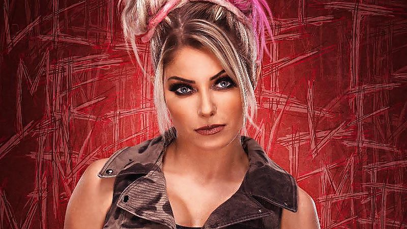Alexa Bliss Vs. Nikki Cross on Tonight's RAW Episode?