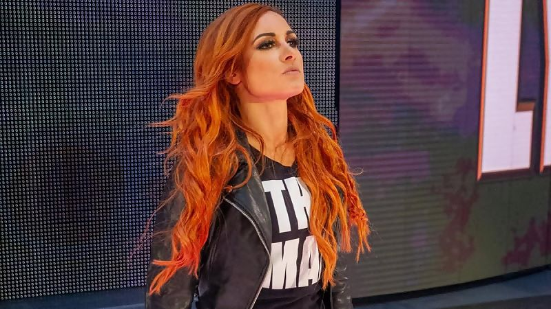 Becky Lynch And Seth Rollins Welcome Their Baby Girl