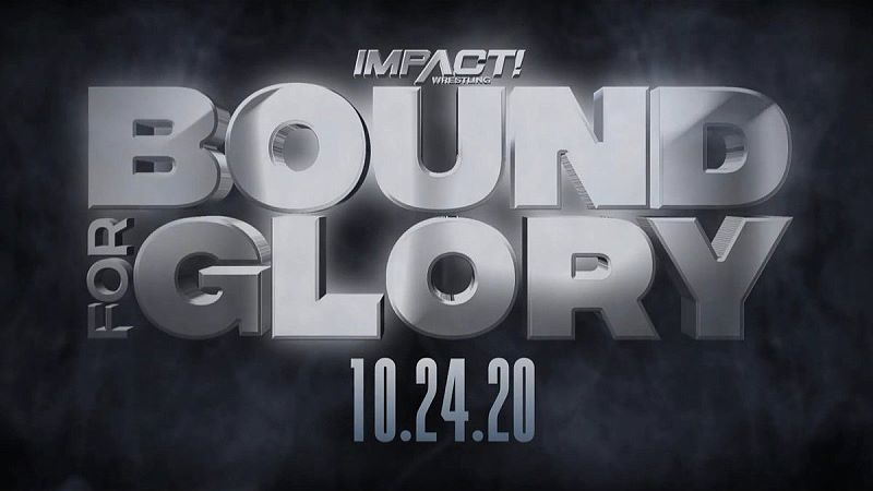 Final Card For Tonight's Bound For Glory