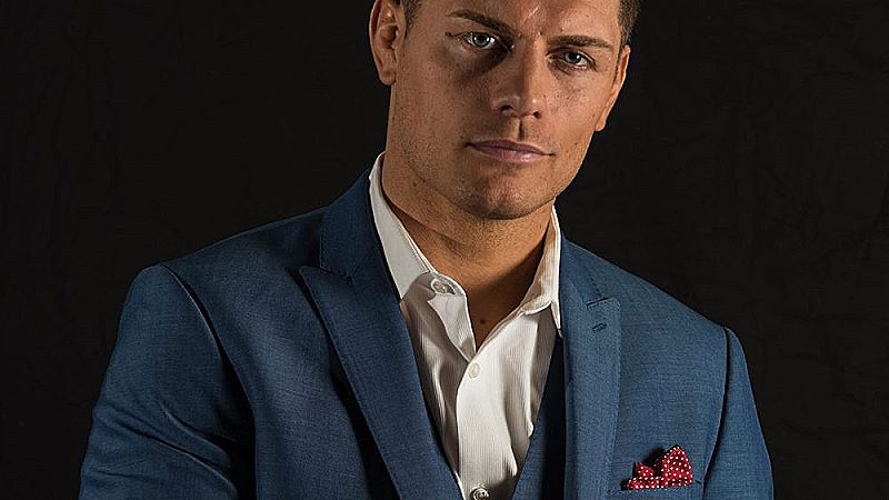 Cody Comments on AEW Drawing More Than WWE In The UK