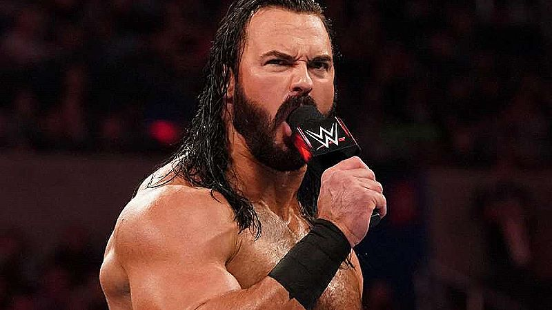 Drew McIntyre Tests Positive For COVID-19