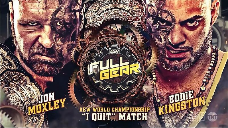 More Matches Announced For AEW Full Gear, Updated Lineup