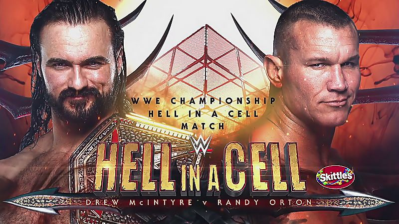 WWE Hell in a Cell Results - October 25, 2020