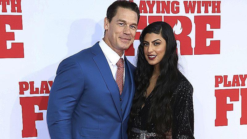 John Cena Got Married to Shay Shariatzadeh