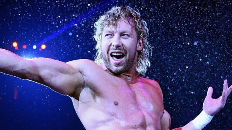 Kenny Omega On Being Next In Line For Jon Moxley's Title