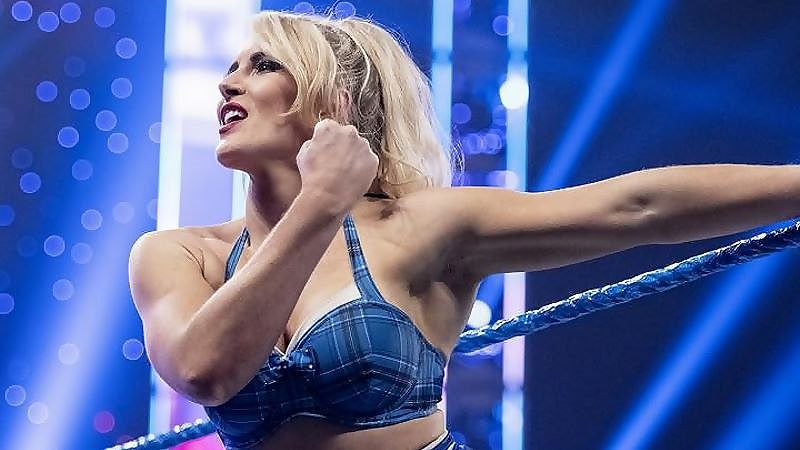 Lacey Evans Announces She Is Having A Baby Girl