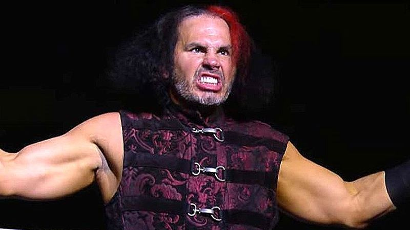 Matt Hardy And Marq Quen Troll Fans With Jeff Hardy Music At Indie Show