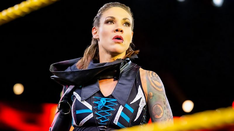 Possible Reason Why Mercedes Martinez is No Longer With Retribution
