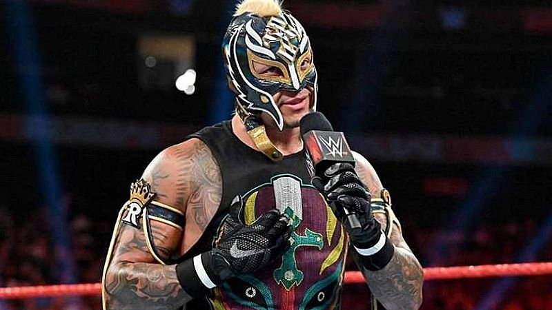 Rey Mysterio Match and Survivor Series Qualifiers Announced For Smackdown