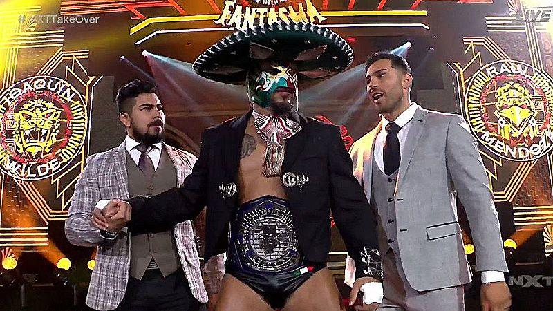 Santos Escobar Pays Tribute To Rey Mysterio At Halloween Havoc