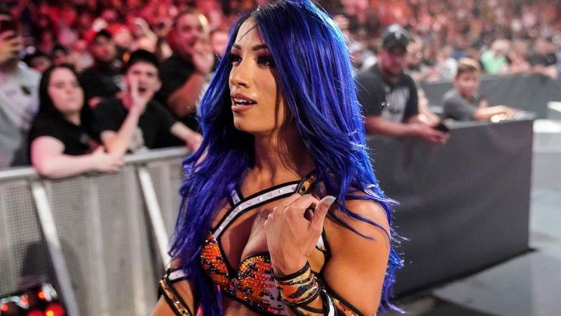 Sasha Banks Says She's Going to Make Carmella Forgettable