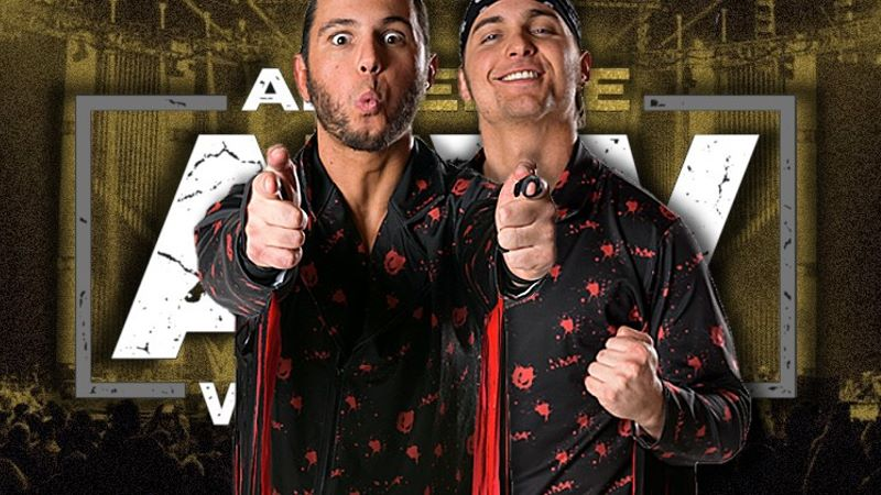 The Young Bucks Reunite With Kenny Omega & Good Brothers, Betray Jon Moxley